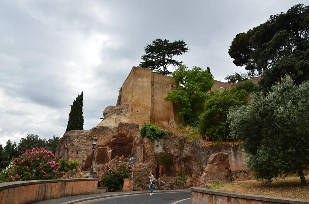 The Tarpeian Rock (2) ...