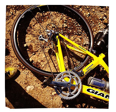 Bike in the Dirt | by Karen Cheng