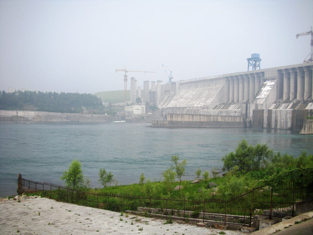 Danjiangkou China  City pictures : Danjiangkou dam and reservoir | The Chinese government is bu ...