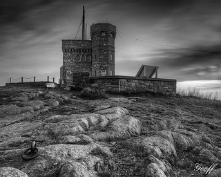 Cabot Tower | by gwhiteway