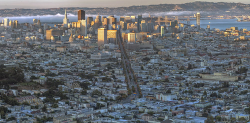 San Francisco Cityscape Panorama | by KP Tripathi (kps-photo.com)