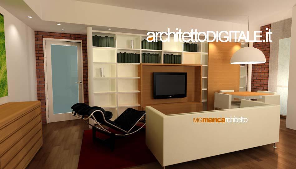 Progettazione Di Interni On Line : Progetto di interni di un appartamento di mq vista du flickr