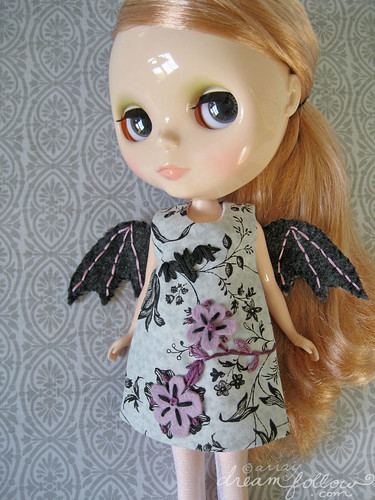bat | by merwing✿little dear
