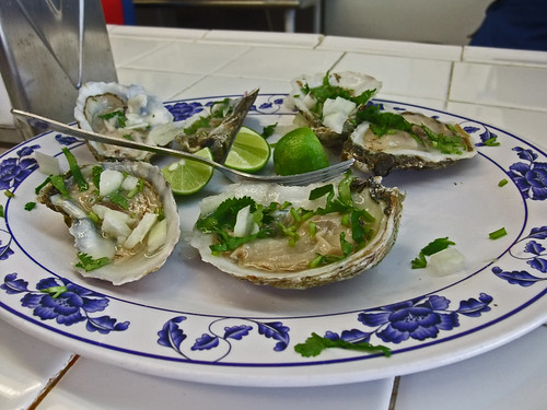 La Playita - Oysters | by mmmyoso