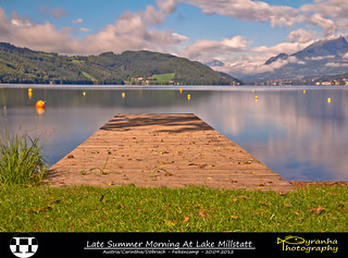 Late Summer Morning At Lake Millstatt | by Pyranha Photography | 1250k views - THX
