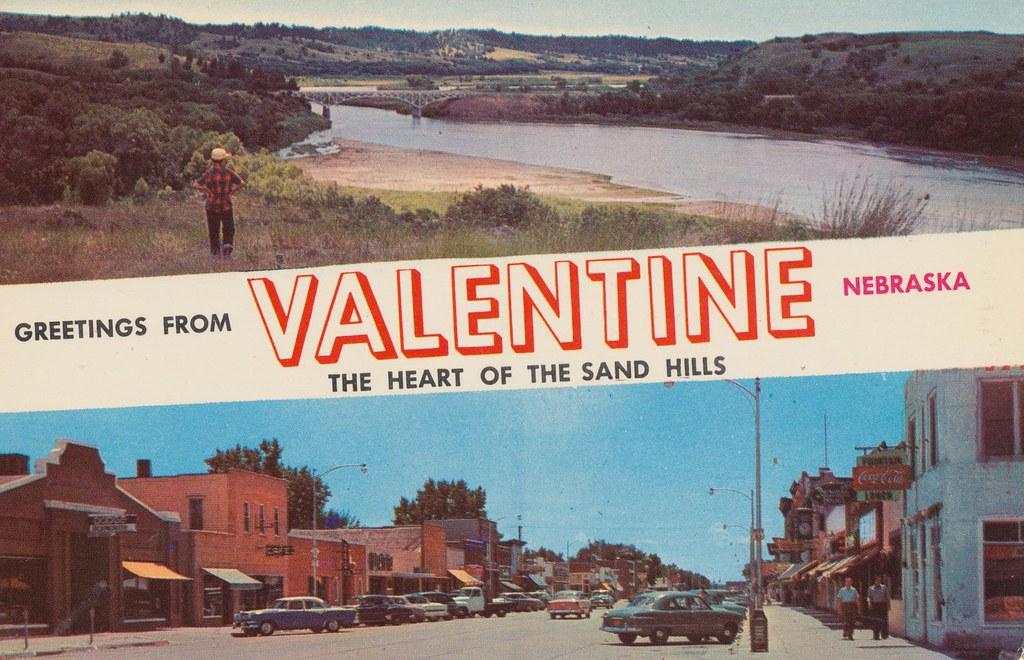 Greetings From Valentine, Nebraska   Bryan Bridge Over Niobau2026   Flickr