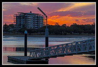 Sunset over Clontarf-1= | by Sheba_Also 11.8 Millon Views