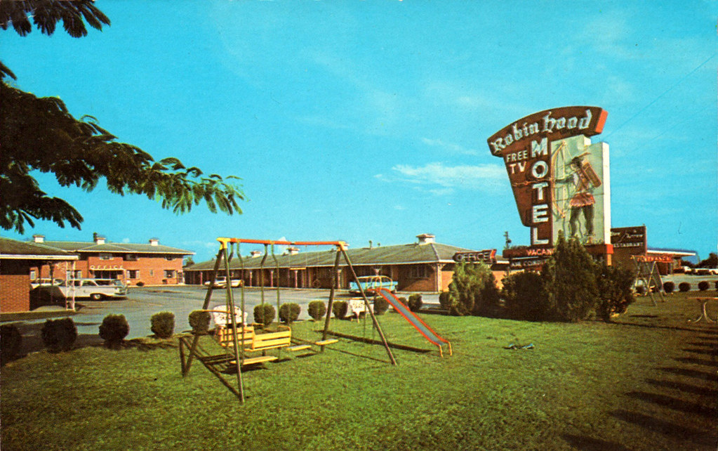 Robin Hood Motel - Jonesboro, Georgia