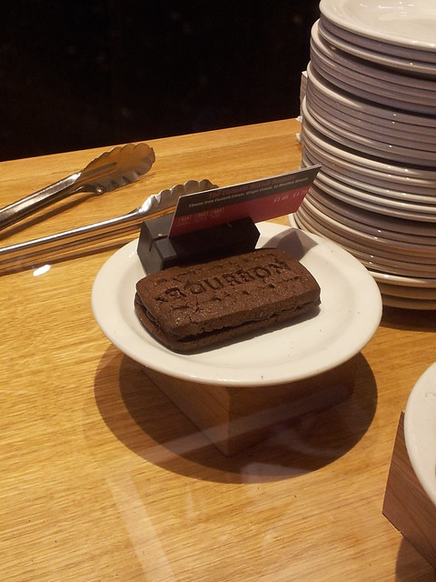 Giant Bourbon Biscuit Cake Recipe