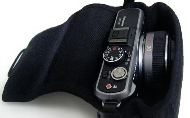 エレコム DGB-S011 LUMIX GF1 カメラケース