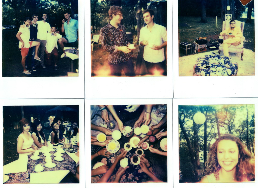Polaroid   Party   Shanghai | Blog of Eric Leleu, photographer ...