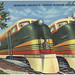 Seaboard Railway's Orange Blossom Specials