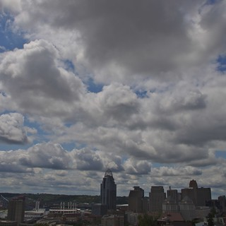 Cincinnati's Cloudy Friday afternoon | by durand clark