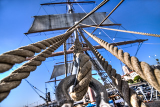 Hoist the Main Sail | by TicknorPhoto