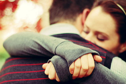 couple love hugging hug miss u alone sad girls kissing kis ...