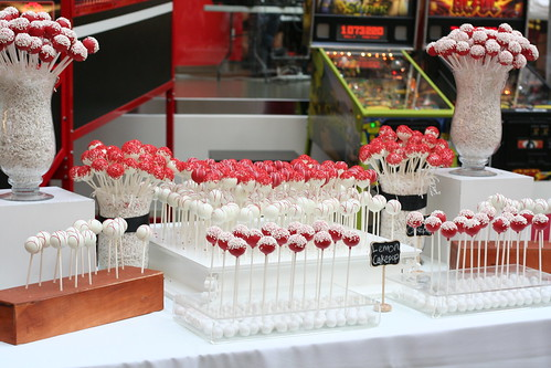 Cake Pops at a Corporate Event | by Sweet Lauren Cakes