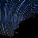 Outer Banks House Startrails