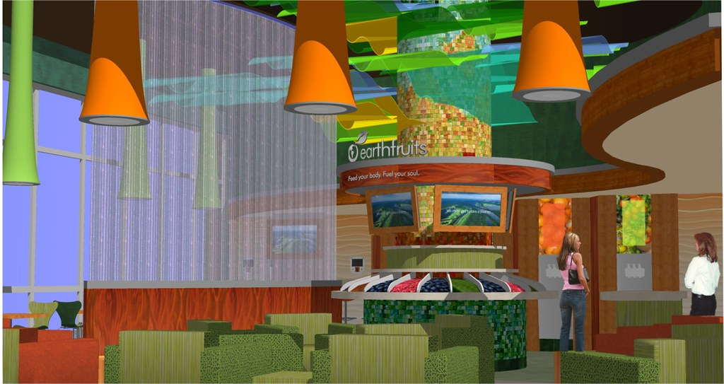 interior design | custom designed chandeliers | café desig… | flickr