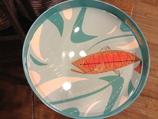 Predictably I love the Charley Harper platter | by jenniferdaniel