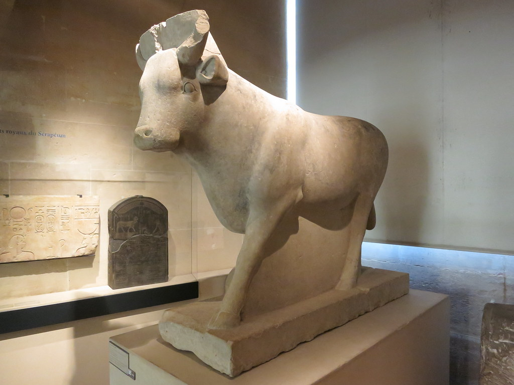 the striding apis bull essay Issuu is a digital publishing platform that as nancy h ramage puts it in her essay on whether this was to the egyptian cult of the bull-god of apis.
