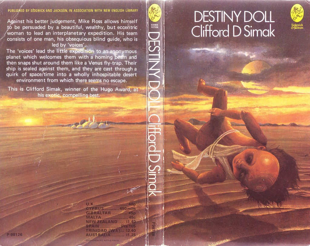 Simak, Cliffard D - Destiny Doll