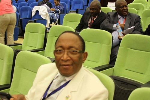 Agustín Nse Nfumu, H.E. the Minister of Information of Equatorial Guinea | by Embassy of Equatorial Guinea