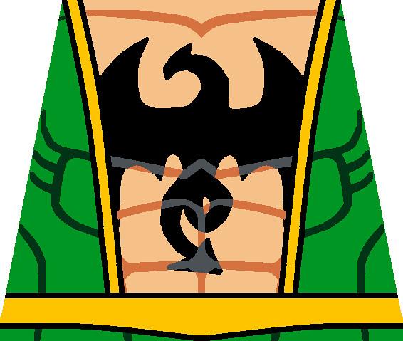 Thepyromaster iron fist open torso by thepyromaster