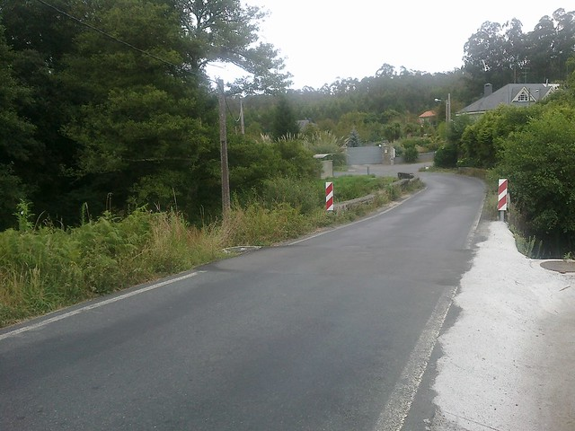 Ponte Xora en Coirós