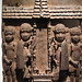 Benin Bronze - beneath the verandah of the Oba's Palace © Gus Casely-Hayford