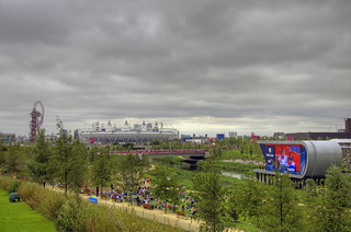 London Olympic Park 2012 | by yorkshire stacked
