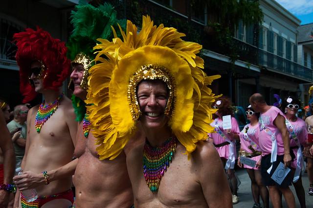 2012 Southern Decadence Parade