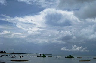 Rainy/Stormy Skies At and Around Passion Island, Cozumel, Mexico (8-28-12) Photo #2 | by 54StorminWillyGJ54