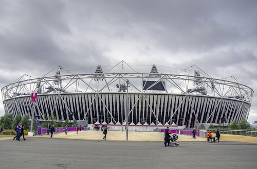London Olympic Stadium | by yorkshire stacked