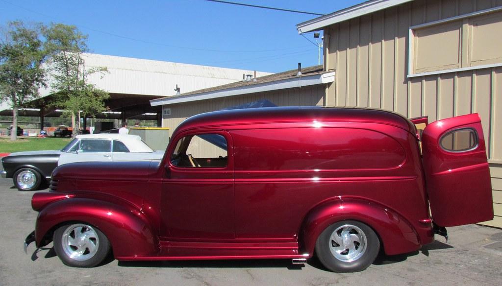 New Gmc Truck >> 1941 GMC panel truck | david favorito, morgan hill ca. | bballchico | Flickr