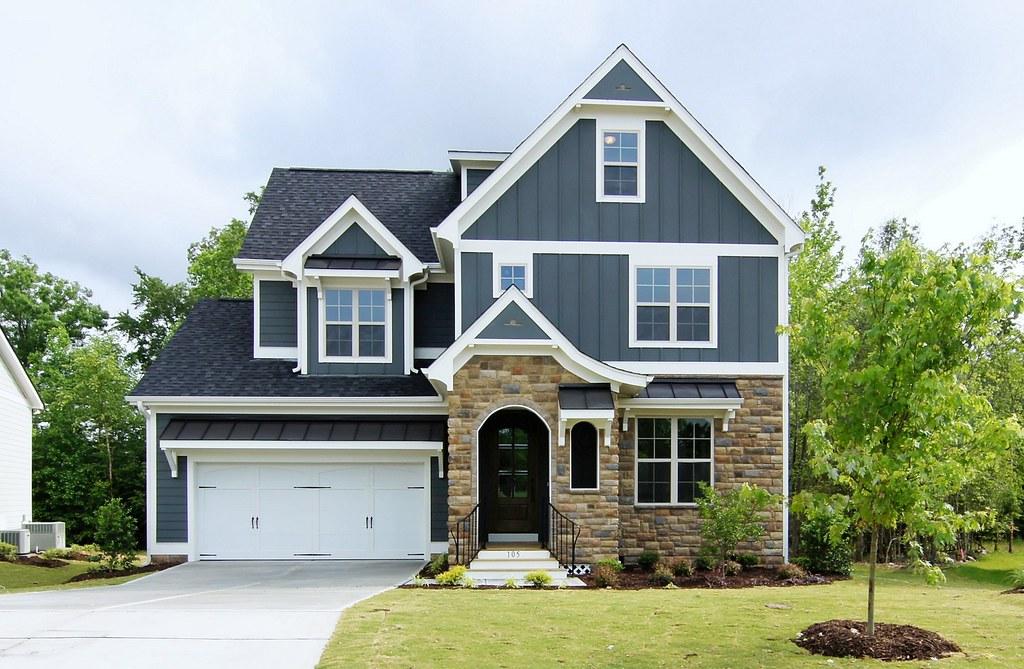 Sunset Oaks 717 - Main Exterior | Full House - Elevation C ...