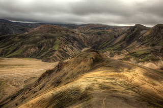 Iceland Landmannalaugar | by Larry D James