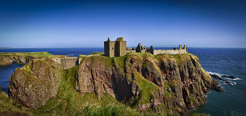 Dunnotar Castle Panorama | by Mark J. Smith