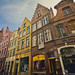 BRUGES - houses in technicolor