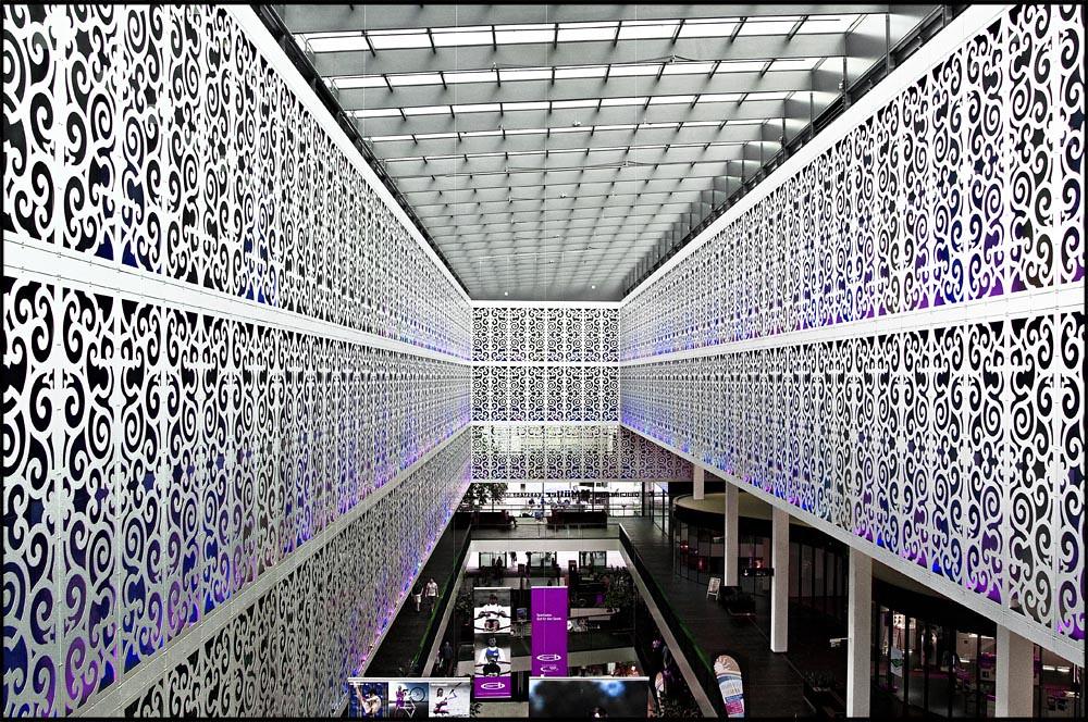 peter kulka centrum gallery dresden 2009 shopping mall flickr. Black Bedroom Furniture Sets. Home Design Ideas
