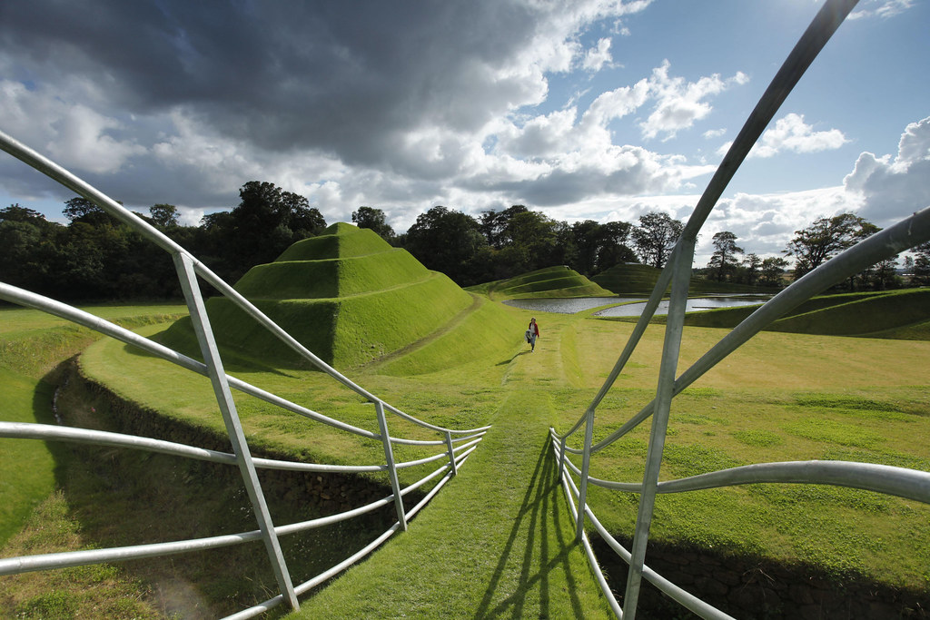 Edinburgh - DAY TRIP – Jupiter Artland, Kirknewton | Edinburgh ...