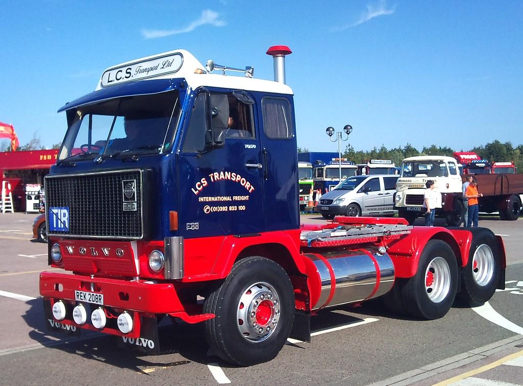 Lcs Transport Volvo F88 Graham Newell Flickr