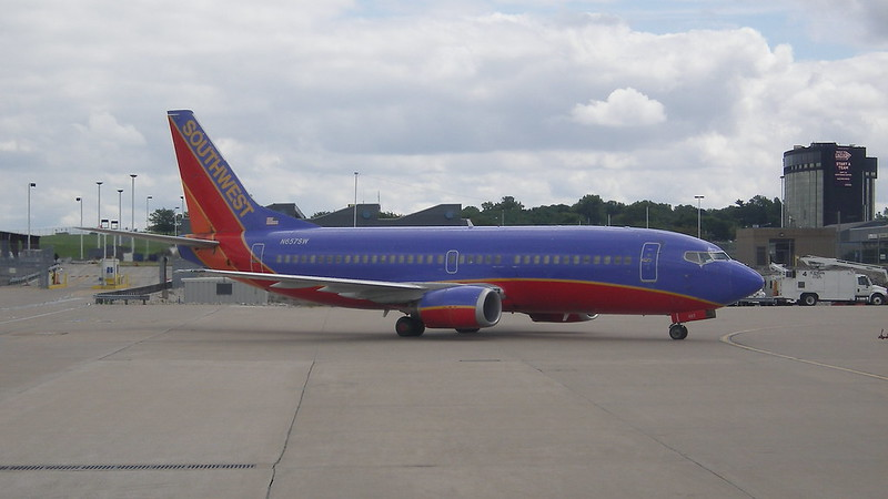 Southwest Airlines and the classic B737-300 - Airliners net