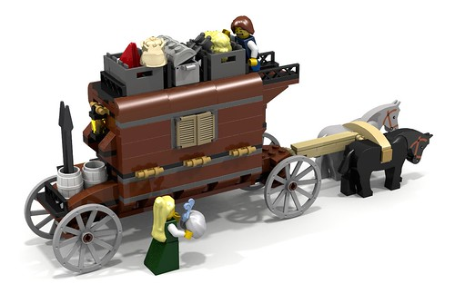 Lego Cuusoo Travelling Theatre | by bobsy26