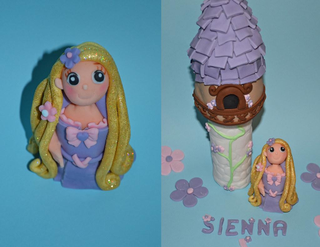 Rapunzel Tower Cake Pan