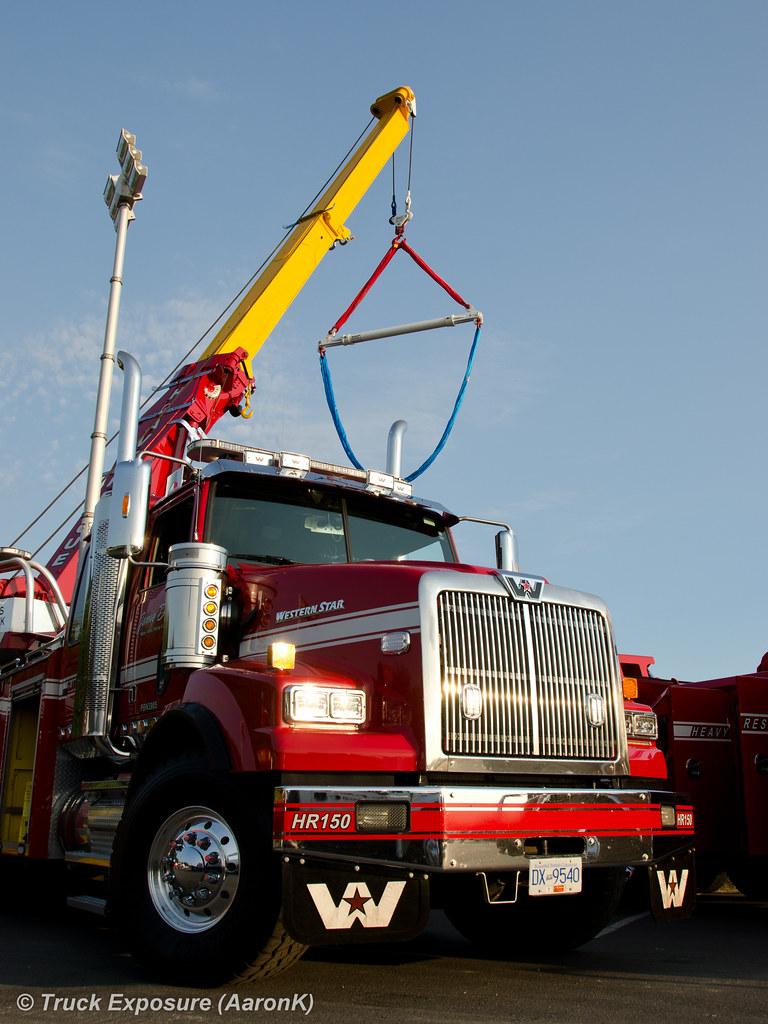 Jamie davis motor truck western star 4900sb 2012 nw tow for Jamie davis motor truck