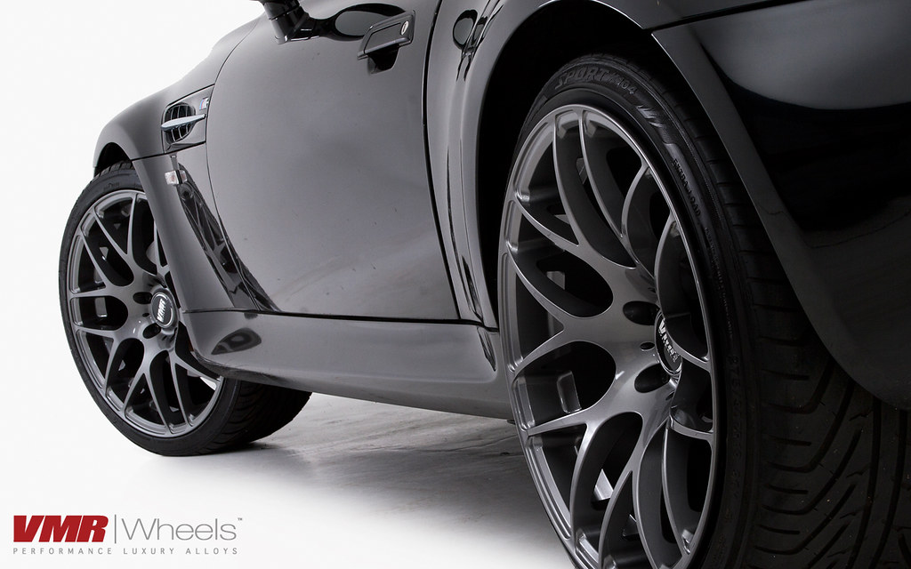 Vmr Wheels 19 Quot Gunmetal V710 On Jet Black Bmw Z3 M Coupe