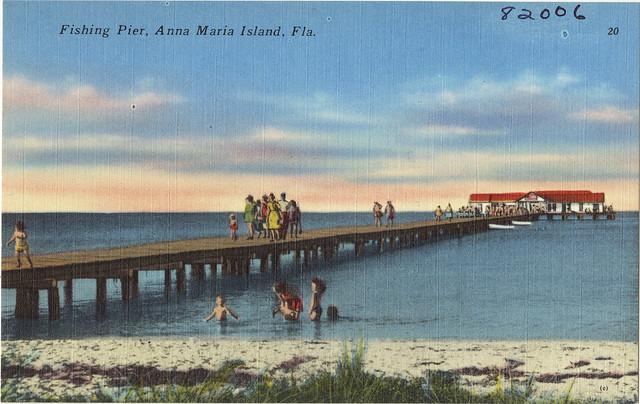 Fishing pier anna maria island fla flickr photo for Anna maria island fishing pier