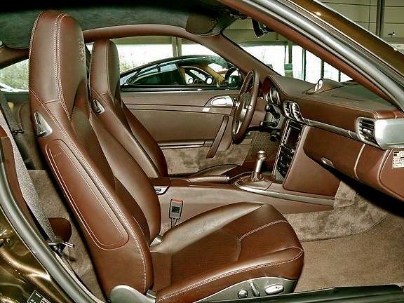 Porsche Cocoa Full Leather Interior Approved Porsche 911