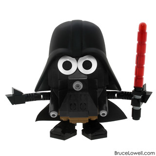 LEGO Darth Tater | by bruceywan