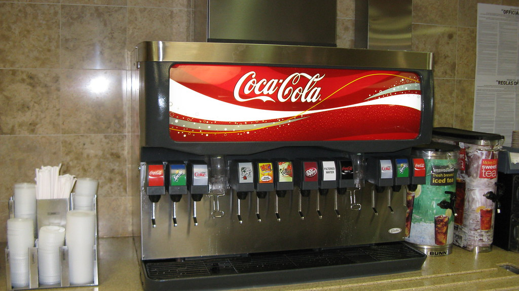 Permalink to Coca Cola Fountain Machine For Restaurants